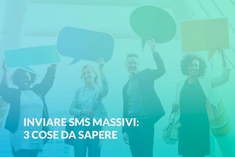 inviare SMS massivi